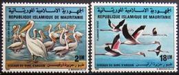 MAURITANIE                      N° 504/505                      NEUF** - Mauritanie (1960-...)