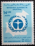 MAURITANIE                      N° 510                      NEUF** - Mauritanie (1960-...)