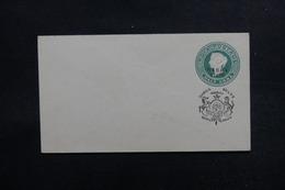INDE / NABHA - Entier Postal Type Victoria Surchargé Nabha State , Non Voyagé - L 53354 - Nabha