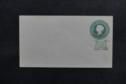 INDE / GWALIOR - Entier Postal Type Victoria Surchargé Gwalior, Non Voyagé - L 53355 - Gwalior