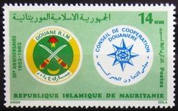 MAURITANIE                      N° 528                     NEUF** - Mauritanie (1960-...)