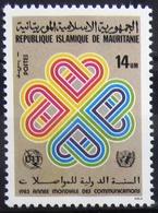 MAURITANIE                      N° 527                     NEUF** - Mauritanie (1960-...)