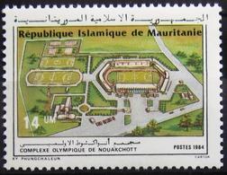 MAURITANIE                      N° 551                     NEUF** - Mauritanie (1960-...)