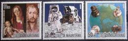 MAURITANIE                      N° 546/548                     NEUF** - Mauritanie (1960-...)