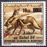 MAURITANIE                      N° 557                     NEUF** - Mauritanie (1960-...)