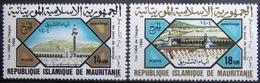 MAURITANIE                      N° 549/550                     NEUF** - Mauritanie (1960-...)
