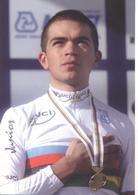 CYCLISME: CYCLISTE : SERIE COUPS DE PEDALES:FABIO DUARTE - Cyclisme