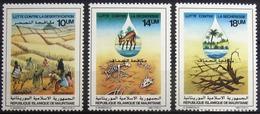 MAURITANIE                      N° 561/563                     NEUF** - Mauritanie (1960-...)
