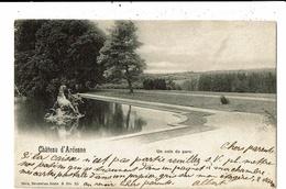 CPA  Carte Postale-Belgique-château D'Ardenne  -un Coin Du Parc-1902-VM12936 - Houyet