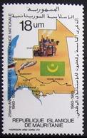 MAURITANIE                      N° 571                     NEUF** - Mauritanie (1960-...)