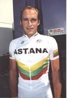 CYCLISME: CYCLISTE : SERIE COUPS DE PEDALES:THOMAS VAITKUS - Cyclisme