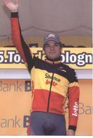 CYCLISME: CYCLISTE : SERIE COUPS DE PEDALES:JURGEN ROELANDTS - Cyclisme