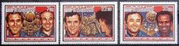 MAURITANIE                      N° 584/586                     NEUF** - Mauritanie (1960-...)