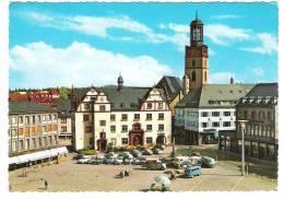 Deutschland - Darmstadt - VW Käfer Bulli Bus - Opel - Mercedes - Cars - Autos - PKW - PKW