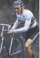 CYCLISME: CYCLISTE : SERIE COUPS DE PEDALES:ROLAND LIBOTON - Cyclisme