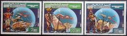 MAURITANIE                      N° 587/589                     NEUF** - Mauritanie (1960-...)