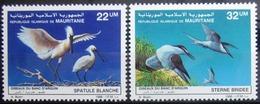 MAURITANIE                      N° 590/591                     NEUF** - Mauritanie (1960-...)