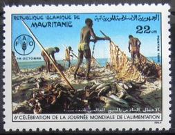MAURITANIE                      N° 595                     NEUF** - Mauritanie (1960-...)