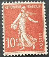 N° 135 Neuf ** Gomme D'Origine  TTB - France