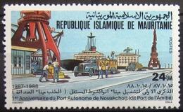 MAURITANIE                      N° 613                     NEUF** - Mauritanie (1960-...)