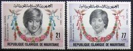 MAURITANIE                      N° 507/508                     NEUF** - Mauritanie (1960-...)