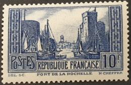 N° 261 (Type III) Neuf ** Gomme D'Origine  TTB - France