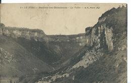 BAUME-LES-MESSIEURS   ( JURA )    LA VALLÉE - Baume-les-Messieurs