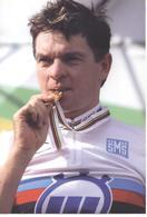 CYCLISME: CYCLISTE : SERIE COUPS DE PEDALES:BERT GRABSCH - Cyclisme