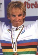 CYCLISME: CYCLISTE : SERIE COUPS DE PEDALES:PETER VELITS - Cyclisme