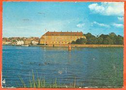 DK059, * SØNDERBORG SLOT *   UNUSED - Denmark
