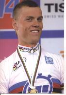 CYCLISME: CYCLISTE : SERIE COUPS DE PEDALES:LARS BOOM - Cyclisme