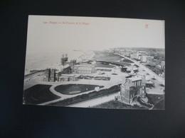 Carte Dieppe - Le Casino Et La Plage - Dieppe