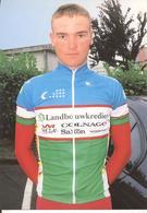 CYCLISME: CYCLISTE : SERIE COUPS DE PEDALES:SERGUEY LAGUTIN - Cyclisme