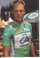 CYCLISME: CYCLISTE : SERIE COUPS DE PEDALES:THOR HUSHOVD - Cyclisme