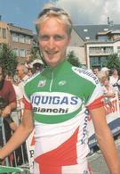 CYCLISME: CYCLISTE : SERIE COUPS DE PEDALES:ENRICO GASPAROTTO - Cyclisme