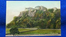 Stirling Castle From King's Knot Scotland - Stirlingshire