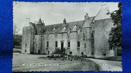 Drum Castle From The South Scotland - Kincardineshire
