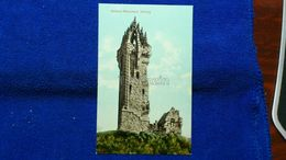 Wallace Monument Stirling Scotland - Stirlingshire