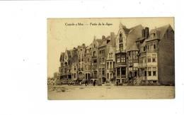 Coxyde S/Mer- Partie De La Digue. - Koksijde
