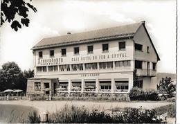 FRAIZE - Hôtel Du Fer à Cheval - Fraize
