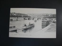 Carte Lyon Vue Vers La Croix Rousse - Lyon