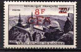 REUNION -  Y.T. N° 302  - NEUF* - Réunion (1852-1975)