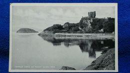 Dunollie Castle And Maiden Island Oban Scotland - Argyllshire