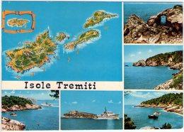 Isole Tremiti (Fg). Multivisione. VG. - Foggia