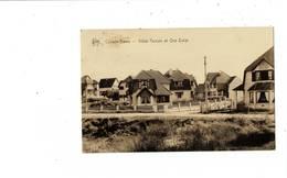 Coxyde -Bains- Villas Parrain Et Ons Dakje . - Koksijde