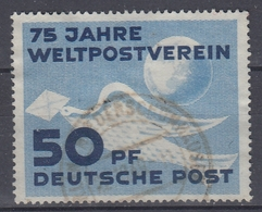 +M153. DDR 1949. Michel 242. UPU. Used - Gebraucht