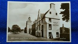 Golf Hotel And Town Hall Crail Scotland - Fife