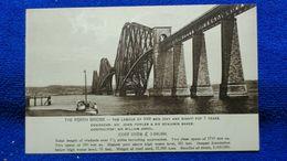 The Forth Bridge Scotland - Midlothian/ Edinburgh