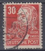 +M155. DDR 1949. Engels. Michel 335. Used - Gebraucht