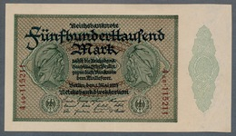 P88 Ro87e DEU-99e  - 500 000 Mark Impression Privée  UNC NEUF - 1918-1933: Weimarer Republik